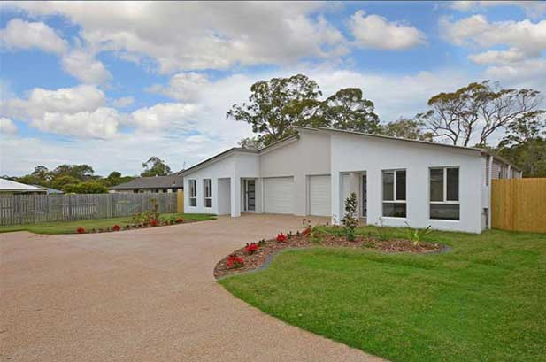 Hervey Bay Duplex  - Home